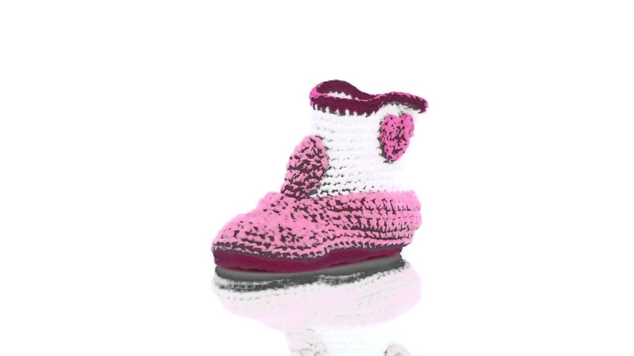 Jefferies Socks Cowboy Boot Bootie (Infant) SKU:#8360906