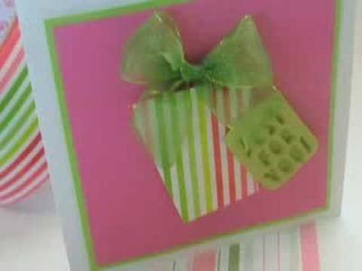 Ku-Ku CARD Clay Tag (Etiqueta de plastilina)