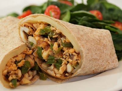 Lunch Wraps | 3 Delicious Ways