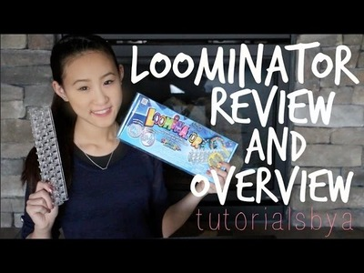 NEW Loominator Review. Overview. Unboxing Video | Rainbow Loom | TutorialsByA
