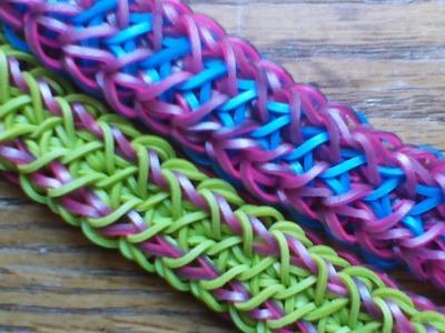 NEW Rainbow Loom Twinset Bracelet