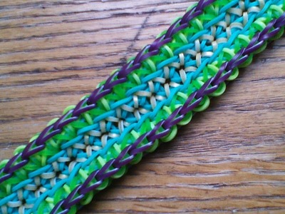 NEW Two Loom Jaden Bracelet