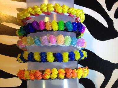 Popcorn Bracelet (Easy Version) on Rainbow Loom