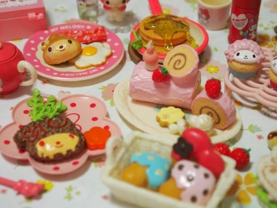 Re-ment Collection #2 - My Melody Home Cafe