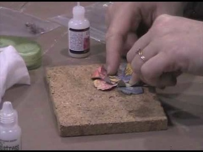Tim Holtz Make-and-Take at CHA Winter 2010
