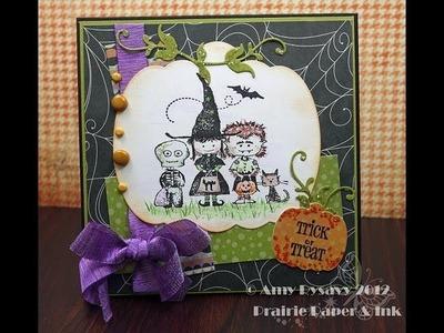 AmyR's 2012 Halloween Series - Card 8