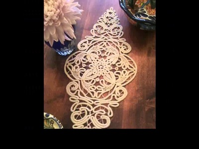 Crochet doilies projects