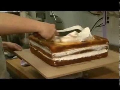 Custom Wedding Cakes by Palermo's Bakery
