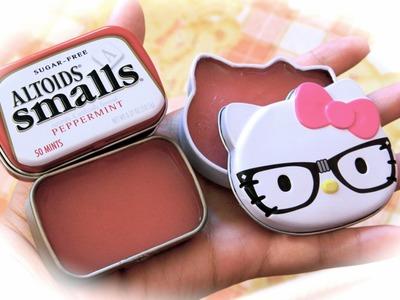 ♡ DIY Lip Balm | SLife ♡