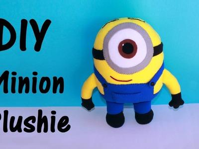 DIY Minion Plushie!!!   Minions   Despicable Me