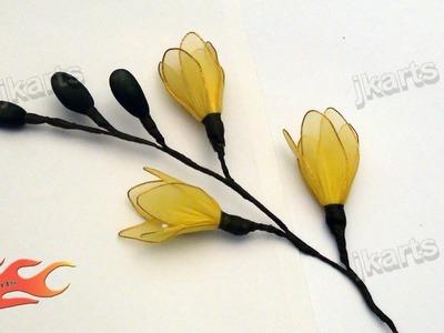 DIY Stocking Flower Freesia - JK Arts 112