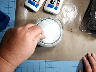 Homemade ModPodge Recipe
