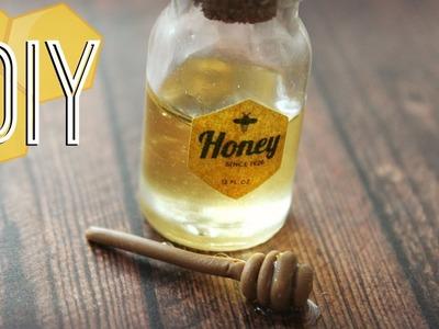 Honey Bottle Charm Tutorial
