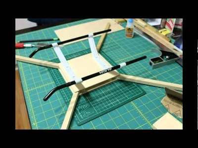 How to build a Quadcopter in 5hrs