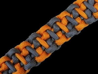 How to make a DigiCam Paracord Bracelet Tutorial (Paracord 101)