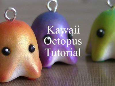 Kawaii Octopus Tutorial
