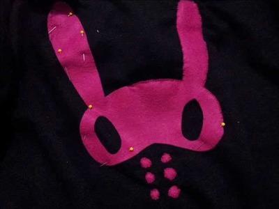 KPOP DIY: B.A.P Matoki Logo (Jacket)