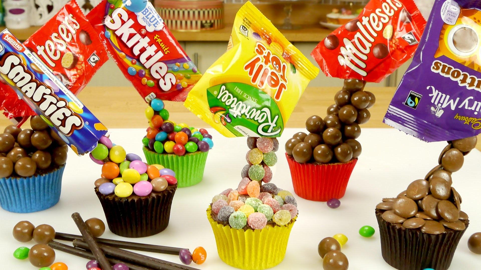 Make Magic Treat Cupcakes