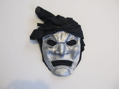 Make the Immortals Mask from 300