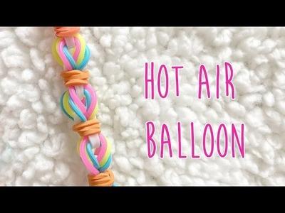 New Rainbow Loom: Hot Air Balloon Bracelet