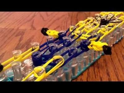Original Rainbow Loom Minion Charm (Part 2)