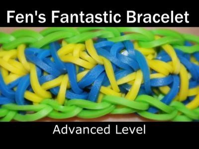 Rainbow Loom® Fen's Fantastic Bracelet