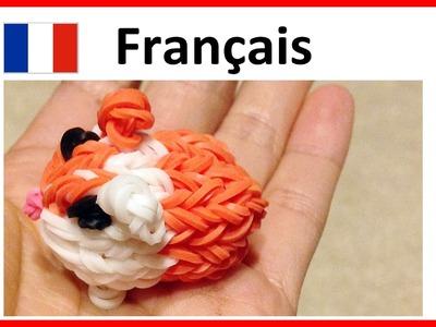Rainbow Loom. Francais || Tuto Bracelet Elastique - Hamster. loom bands