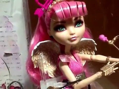 Revisión de ( C.A cupid )Ever after high !!!!!!! :D