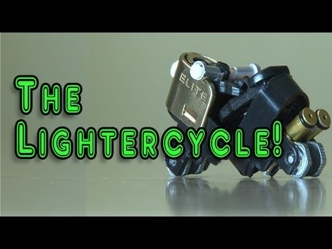 The Lightercycle!