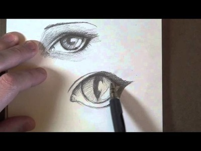 Tips for Drawing Eyes