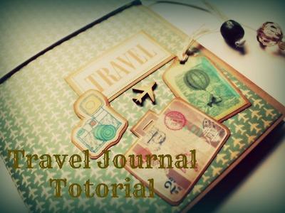 Tutorial Diario de viaje - Travel Journal Tutorial