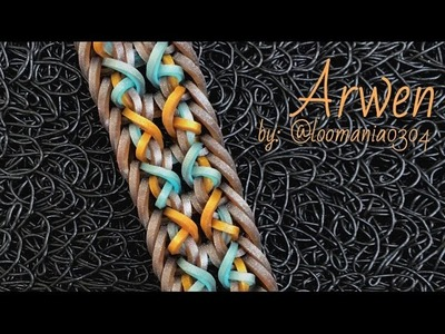 ARWEN Hook Only bracelet tutorial
