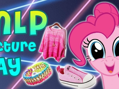 Back to School: My Little Pony Picture Day Lookbook