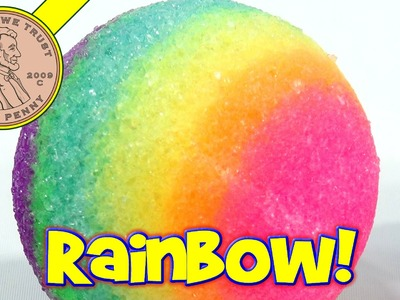 Ball Wizard Ball Maker Kit, Giant Rainbow Ball!
