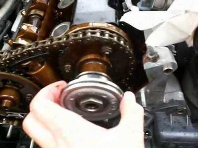 BMW double VANOS rattle fix (1.3)