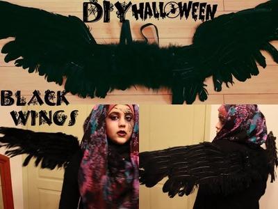 ✂ DIY Costume Wings