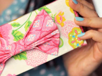 DIY: NO sew pencil case | Back to School