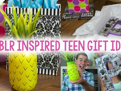 DIY TEEN GIFT IDEAS | TUMBLR INSPIRED | EASY GIFTS