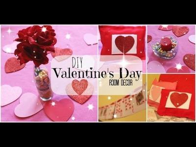 DIY Valentine's Day Room Decor♡