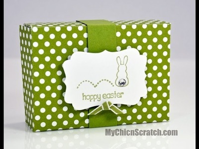 Easter Candy Box