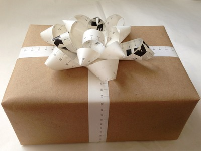 Gift wrapping basics - Natalie's Creations