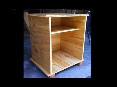 Home Made Power Tool Caddy, Easy to make, very practical