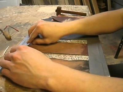 How I make wood rings