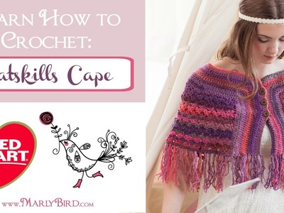 How to Crochet Catskills Cape