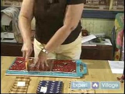 How to Quilt : Cutting Fabric for a Baby Quilt