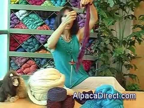 How To Spin Yarn With a Drop Spindle