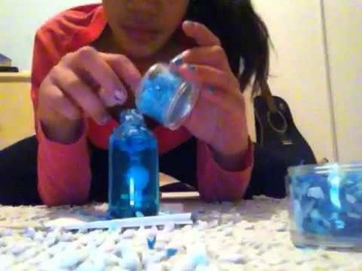 Lavalamp Charm bottles tutorial