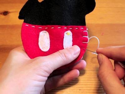 Lippy Girl: DIY Mickey & Minnie Key Chain Lip Balm Holder