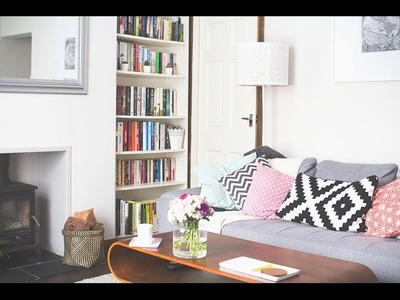Living Room Before & After - House To Home Episode 12 | Hello Gemma
