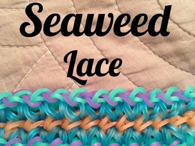 NEW Seaweed Lace Bracelet (rainbow loom)